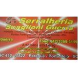 Serralheria Scaglioni & Guerra Ltda ME