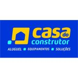 Casa Do Construtor - Aluguel De Equipamentos