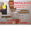 Eletricista residencial e comercial