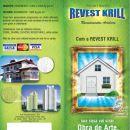 Revest Krill - Textura E Grafiato
