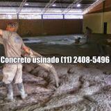 Concreto usinado Guarulhos