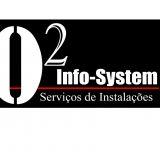 O2 info System Serviço de InstalaÇão e Manutenção