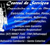 Central de Serviços Empreiteira de Mão de Obra