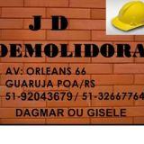 j d Demolidora Ltda