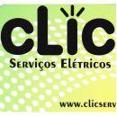 Clic Serviços Elétricos Qualidade e Segurança.