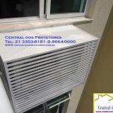 Capa caixas protetoras p/ Ar condicionado e Split