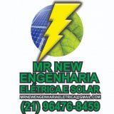 mr New Engenharia Elétrica e Solar