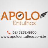 Apolo Entulhos Caçambas para entulho Goiânia e ap