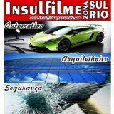Insulfilm Zona Sul Rio