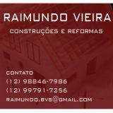 Raimundo Vieira - Constru��es e Reformas