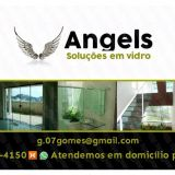 Angels solu��es em vidros