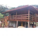 Palafita Casas de Madeira