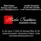 Élida Cristina - Arquitetura e Design
