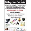 P.s. Segurança Eletrônica