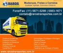 Raros Mudan�as e Transportes