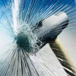 Película de segurança linha antivandalismo