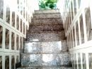 Escada em Granito Ocre itabira