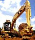 locação de equipamentos e maquinário para terraplanagem e pavimentação