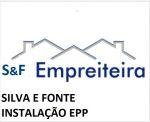 SILVA E FONTE INSTALAÇÃO EPP